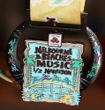 Melbourne & Beaches Music Half Marathon Medal 2011
