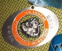 Key West Half Marathon Medal 2012