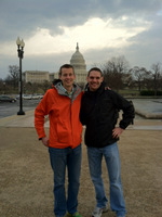 The Boys at the Capitol!