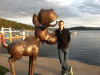 Mike and the Moose